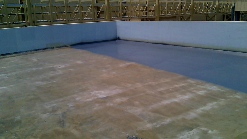 Spray Polyurea Jasa Waterproofing