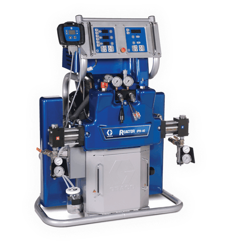 GRACO SPRAY MACHINE WAHANA INDOKO PRATAMA 2015